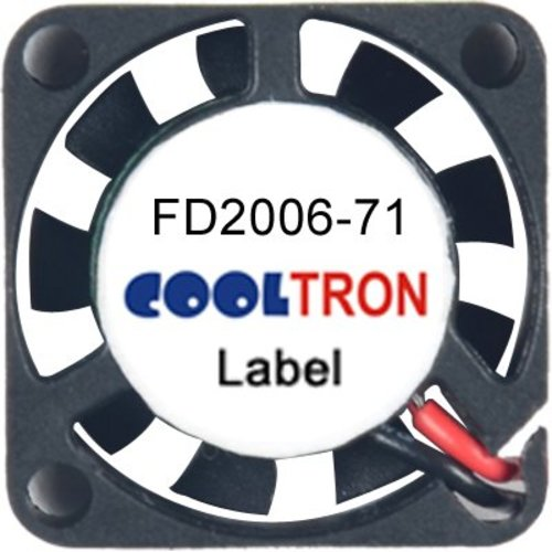 Cooltron Inc. FD2006-71 Series