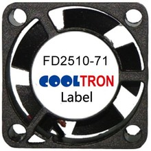 Cooltron Inc. FD2510-71 Series