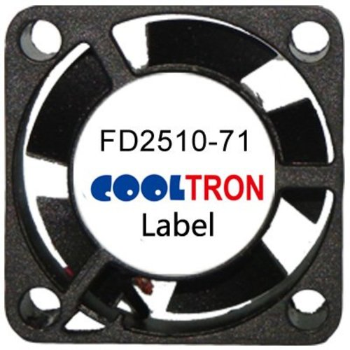Cooltron Inc. FD2510-71 Series