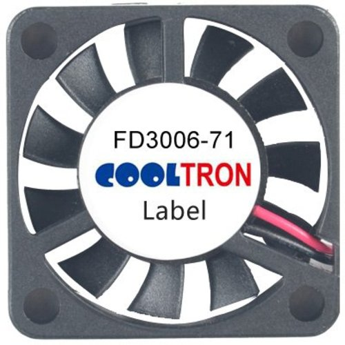 Cooltron Inc. FD3006-71 Series