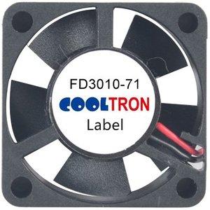 Cooltron Inc. FD3010-71 Series