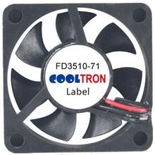 Cooltron Inc. FD3510-71 Series