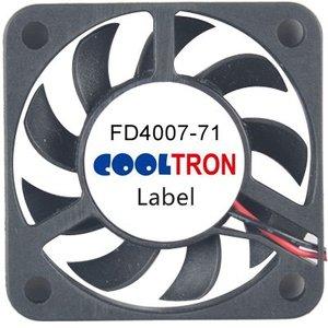 Cooltron Inc. FD4007-71 Series