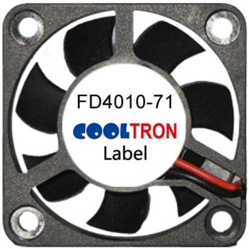 Cooltron Inc. FD4010-71 Series