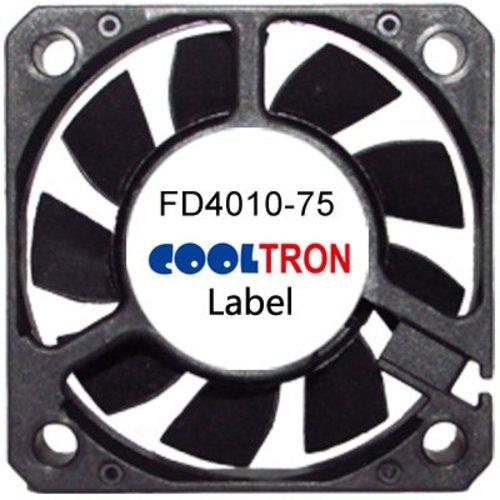 Cooltron Inc. FD4010-75 Series