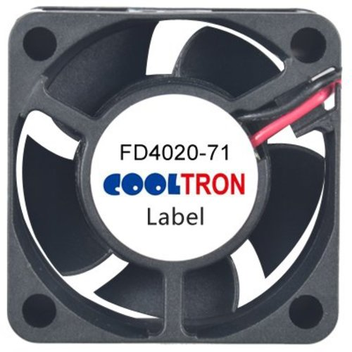 Cooltron Inc. FD4020-71 Series