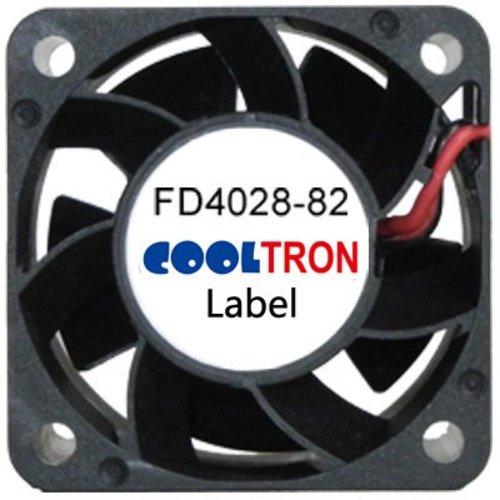 Cooltron Inc. FD4028-82 Series