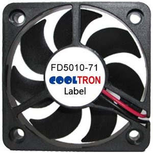 Cooltron Inc. FD5010-71 Series