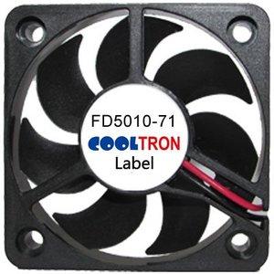 Cooltron Inc. FD5010-71 Series