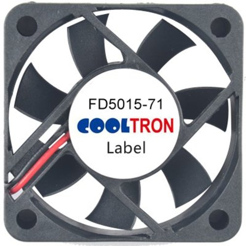 Cooltron Inc. FD5015-71 Series
