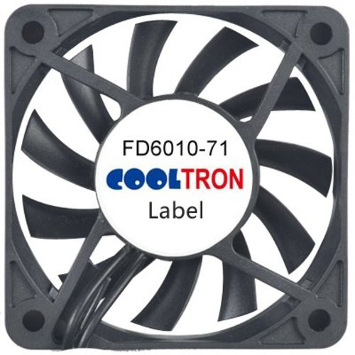 Cooltron Inc. FD6010-71 Series