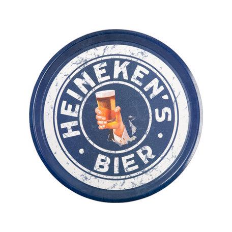 Heineken Dienblad Blauw