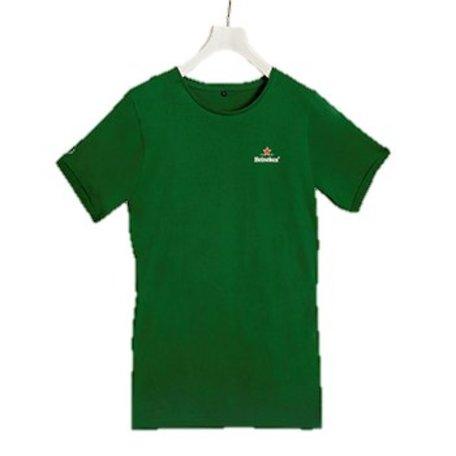 Heineken T-shirt groen heren