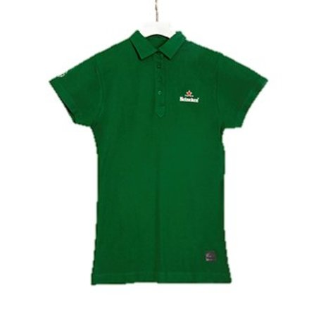 POLO SHIRT Groen Heren