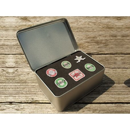Episode pin box (incl. 6 pins)