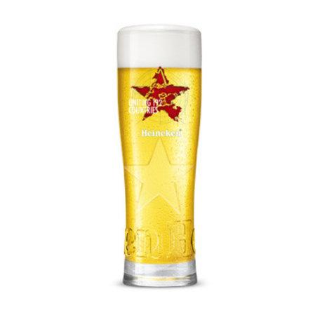 Heineken glas Star 25cl (4 stuks)