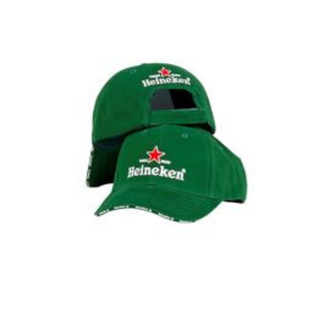 Heineken cap groen