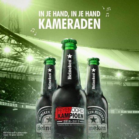 Feyenoord Kampioen 6-pack