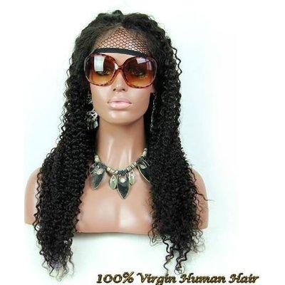 Full Lace Wig Virgin Hair