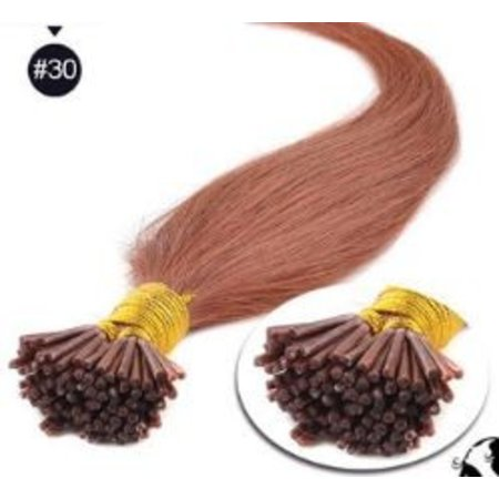 Keratine hairextension