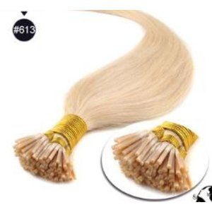 Keratine hairextensions