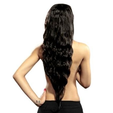 Remy hair extensions