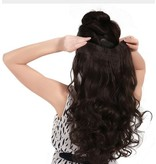 Synthetische clip in extensions 24 inch - 60 cm