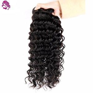 BRAZILIAN HAIR DEEP WAVE PRIJS PER BUNDEL 10 - 24 INCH