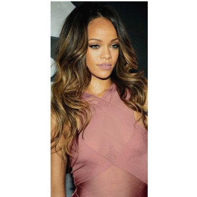 Clip in Extensions 120 gram Ombre Balayage Caramel