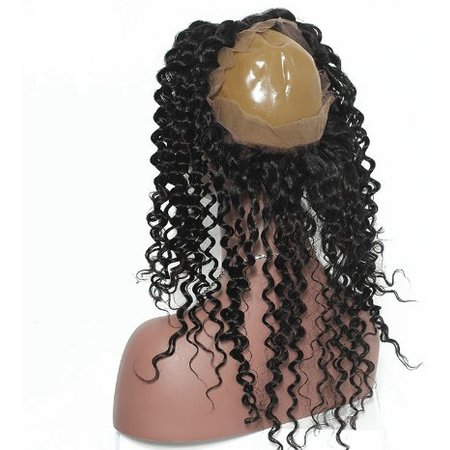 360 Lace Frontal Closure