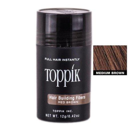 Hairbuilding Fibers Medium Brown