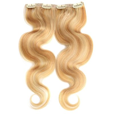 #27/613 MIX BLOND 120gram Double Drawn