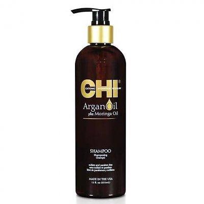 Shampoo met Argan olie  voor beschadigd haar
