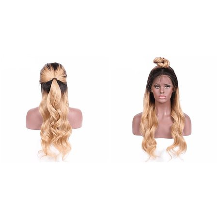 Betoverende mooie Front Lace wig