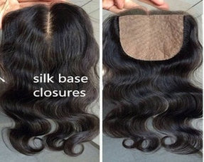 Silk Closures
