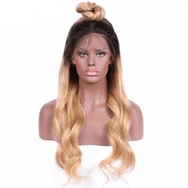 FRONT LACE WIG OMBRE