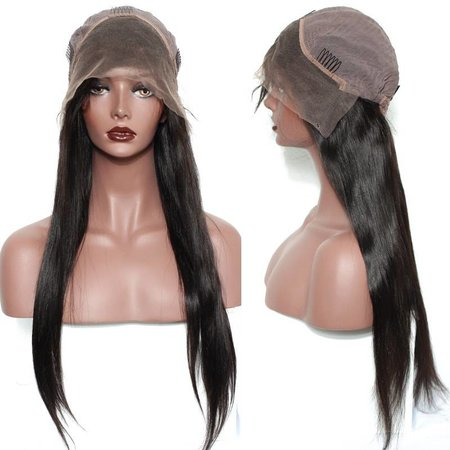 Front Lace wig 250% Density