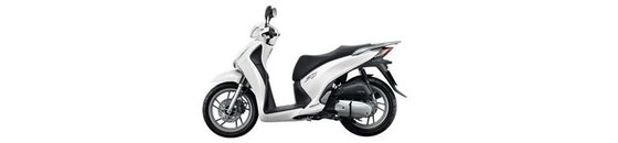 SH 150 Scoopy