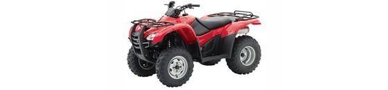 TRX 420TE Fourtrax Rancher ES