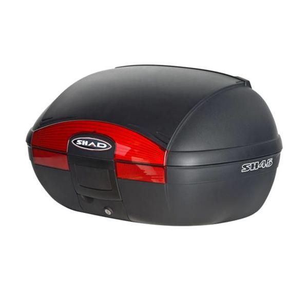 Scooter topkoffer 45L zwart Shad