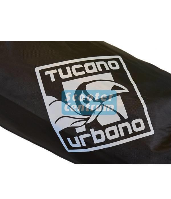 Tucano Urbano Sym Fiddle 3 50 4T Scooterhoes met windscherm ruimte