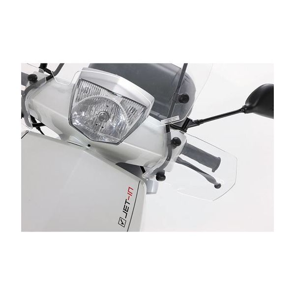 Peugeot Vivacity 3 Origineel Laag Windscherm inclusief bevestigingsset