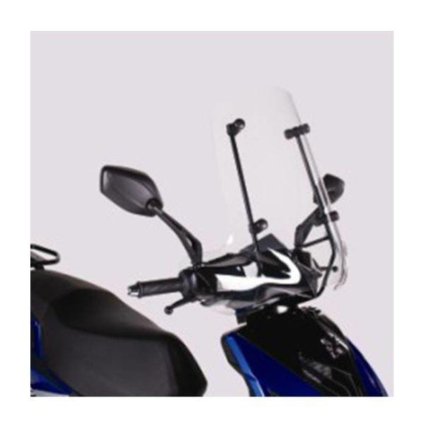 Origineel Laag Windscherm Peugeot Speedfight 4 inclusief bevestigingsset