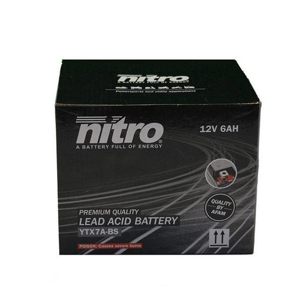 Sym Fiddle 2 50 4T Accu van nitro