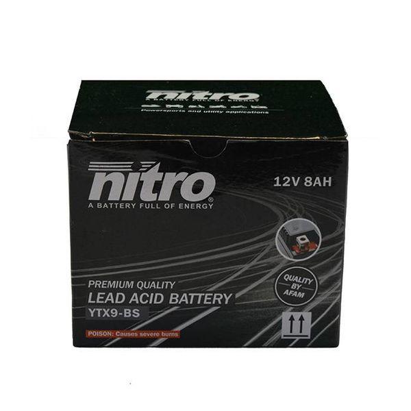 Kawasaki EX 300 Ninja Motor accu van nitro