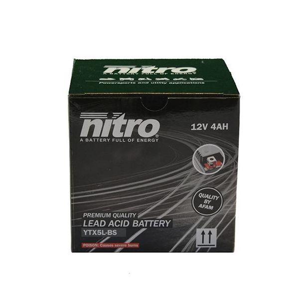 Yamaha TTR 230 Motor accu van nitro