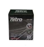 Nitro Honda CB 125F GLR 125 Motor accu