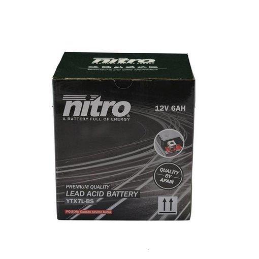 Nitro Honda CBR 250R  Motor accu