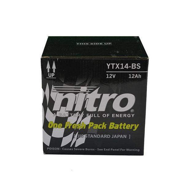 Honda TRX 420FE Fourtrax Quad accu van nitro