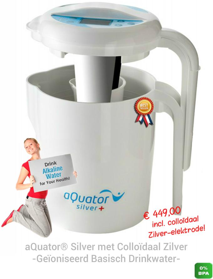aQuator Silver Water Ionisator